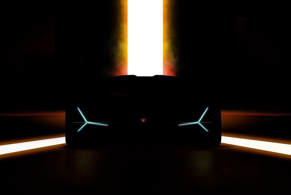 Lamborghini: Kommt ein elektrischer Sportwagen zur IAA?