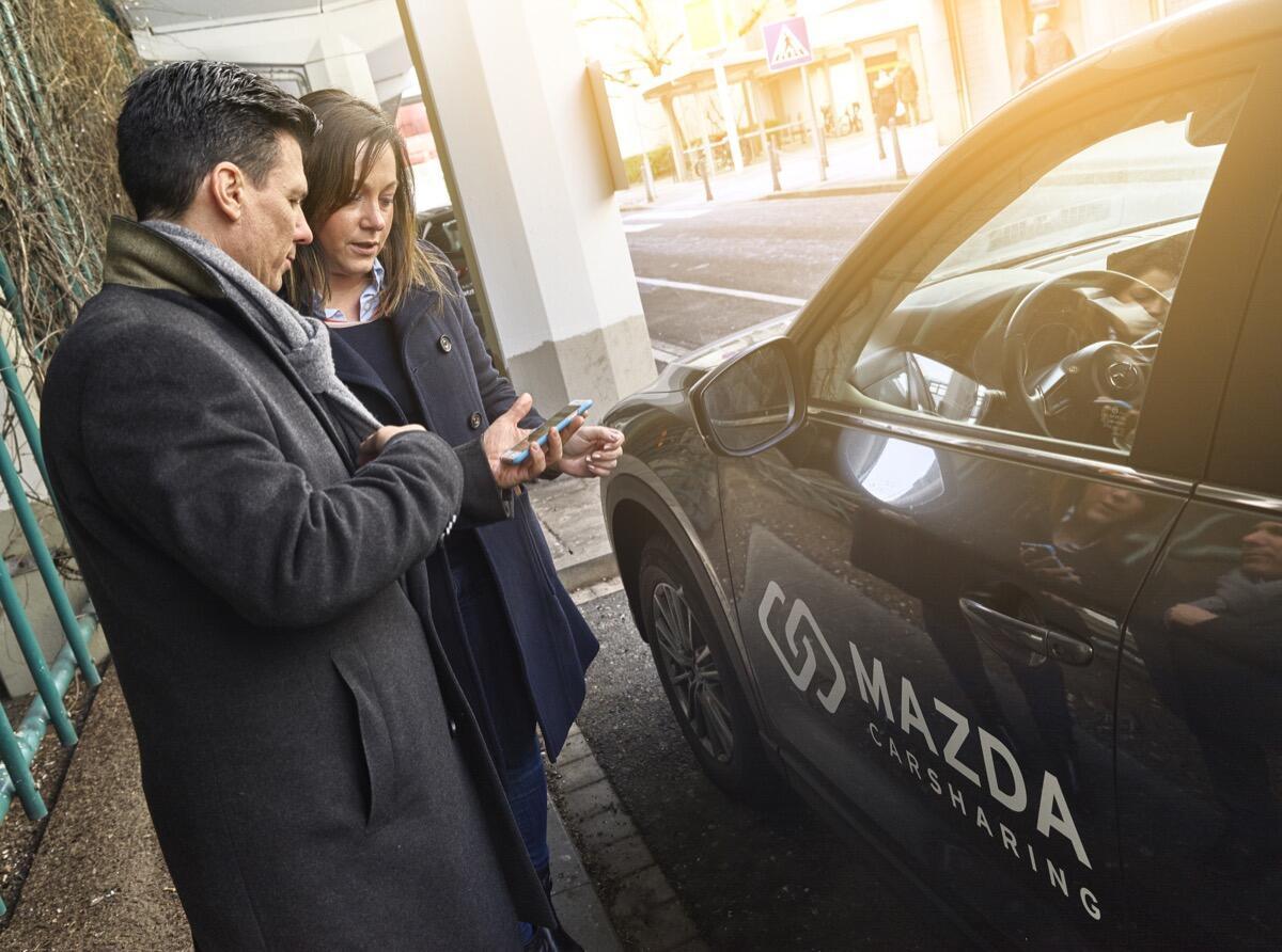 Carsharing: Mazda steigt aus
