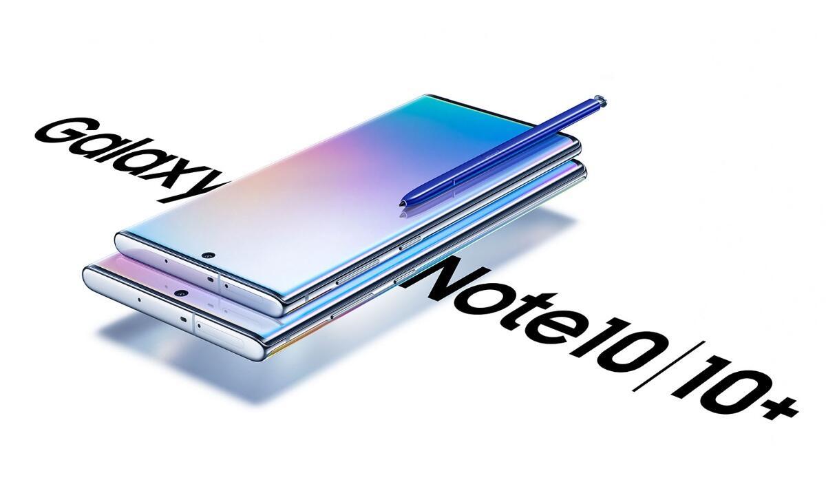 Samsung Galaxy Note 10(+) ab sofort erhältlich