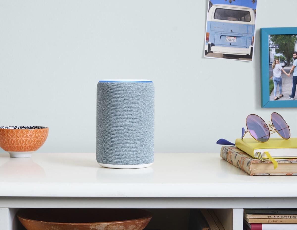 Amazon Echo 2019 und neuer Echo Dot jetzt erhältlich
