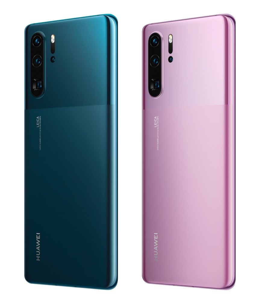 Huawei P30 Pro Farben