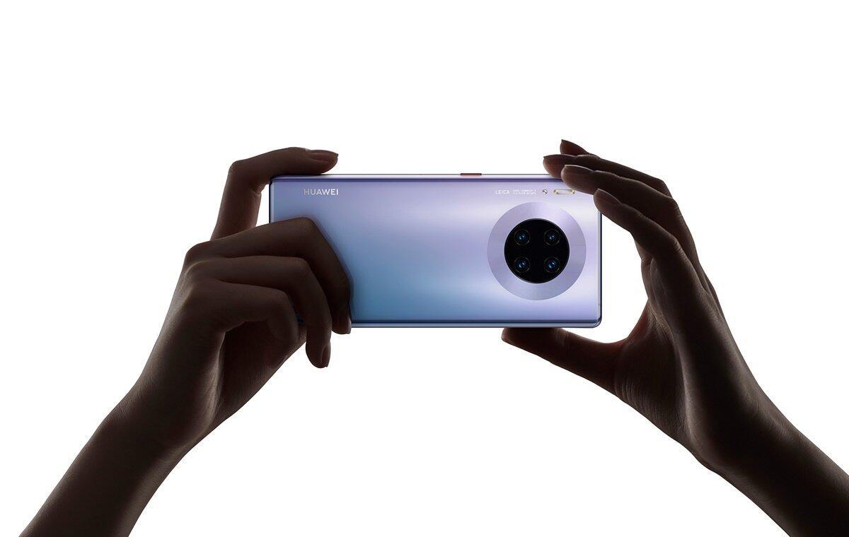 Huawei Mate 30 (Pro) offiziell vorgestellt