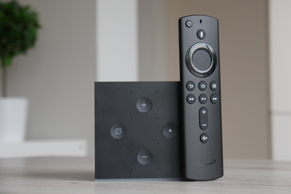 Amazon Fire TV Cube im Test
