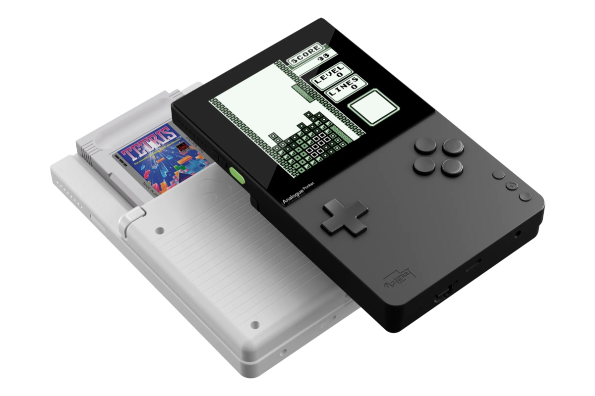 Analogue Pocket: Ein moderner GameBoy