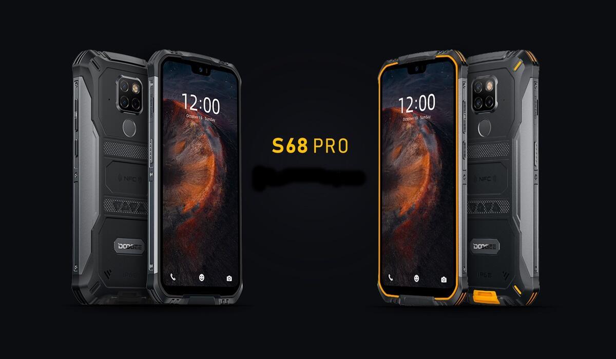 Doogee S68 Pro: Outdoor-Smartphone offiziell vorgestellt