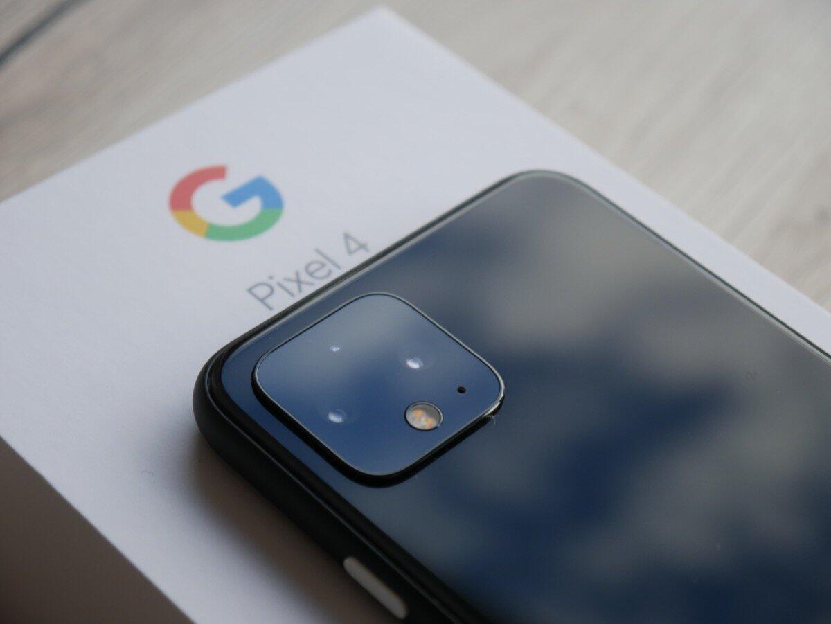 Google Pixel 4 schlittert im DxOMark an Spitzengruppe vorbei