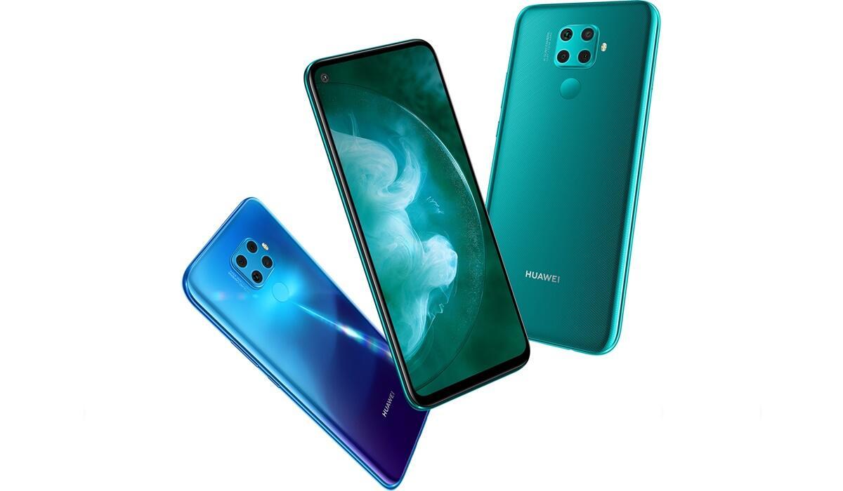 Huawei nova 5z in China offiziell vorgestellt