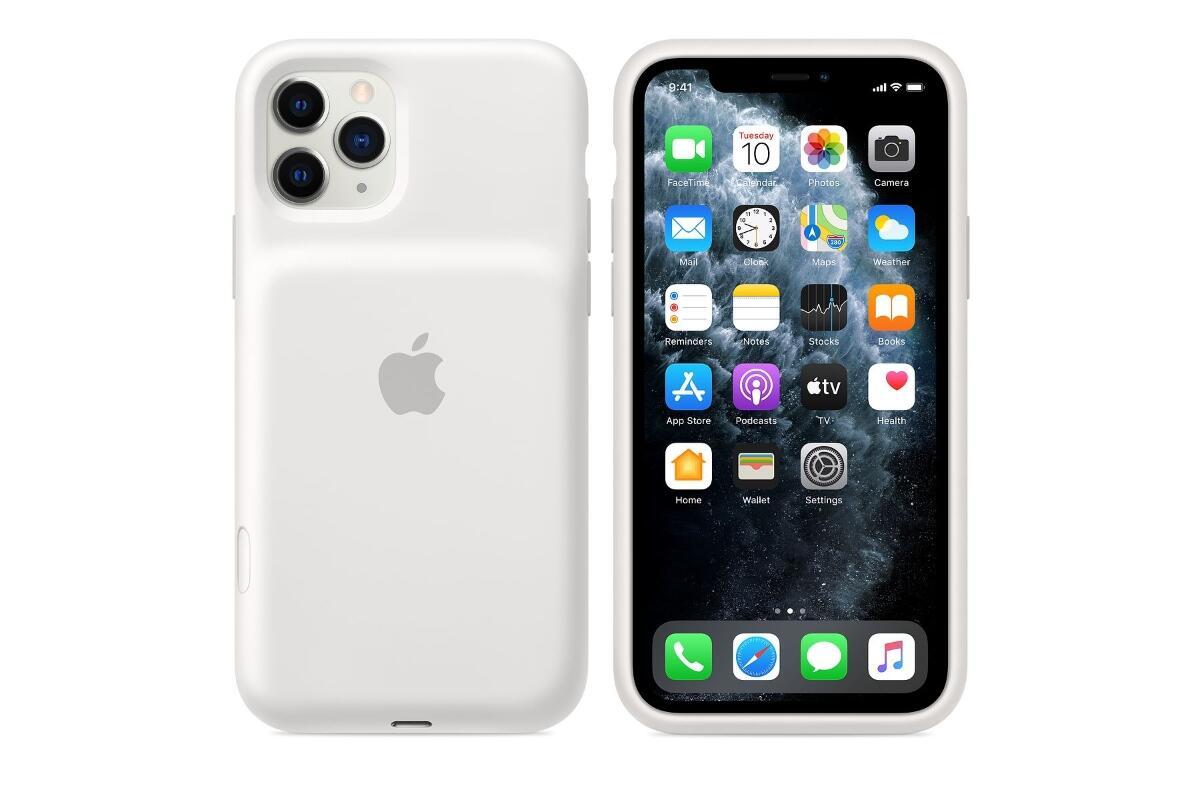 Apple iPhone 11 (Pro): Smart Battery Case ab sofort erhältlich