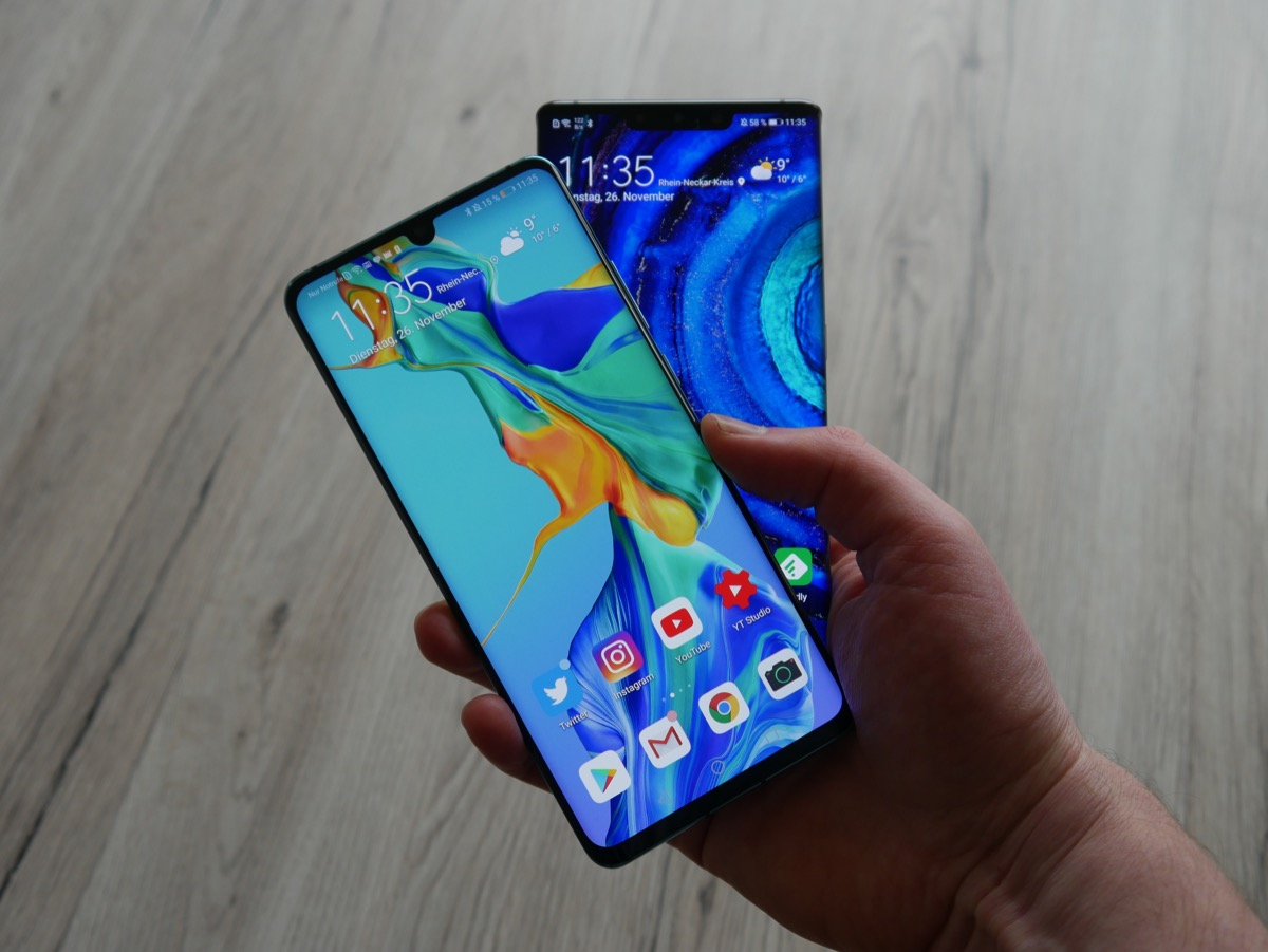 Ohne Google-Apps: Huawei pusht die AppGallery