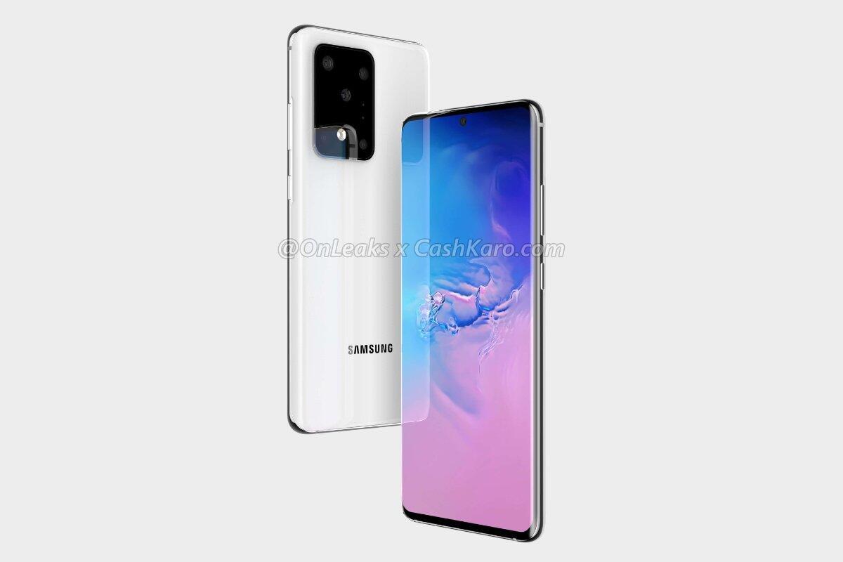 Samsung Galaxy S11+: Akku mit 5000 mAh?