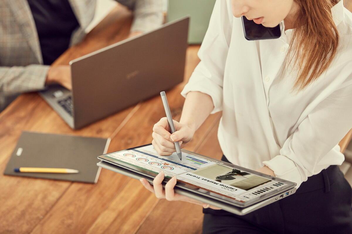 LG kündigt neue Laptops der gram-Serie an