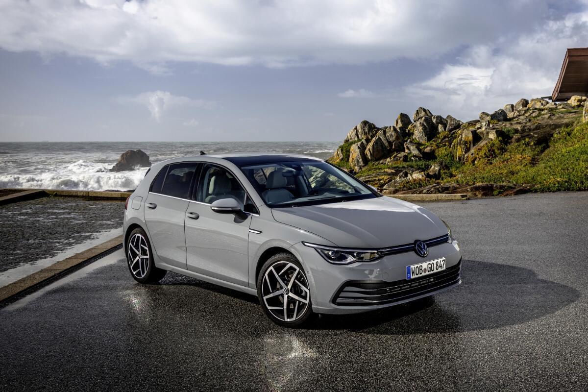Vw Golf 8 Volkswagen Startet Mit Magerem Angebot