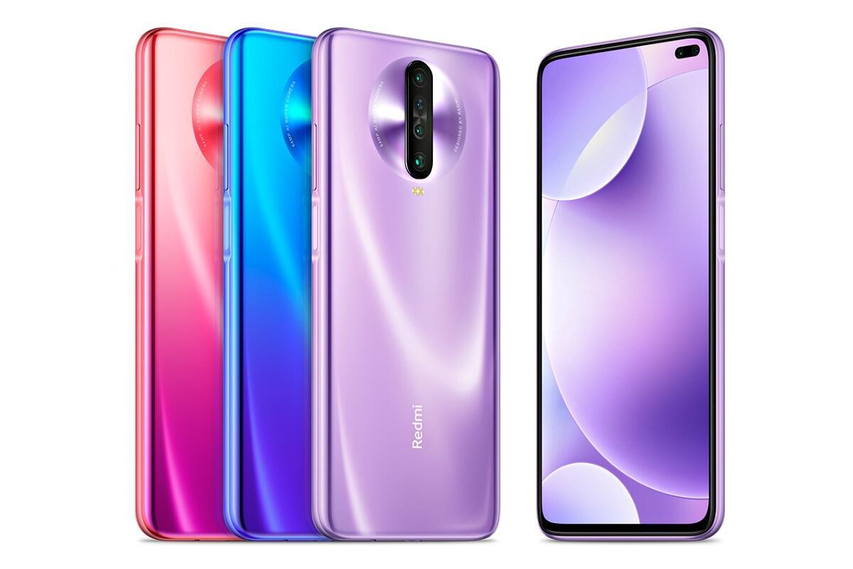 Redmi K30: Xiaomi zeigt Spitzenmodell