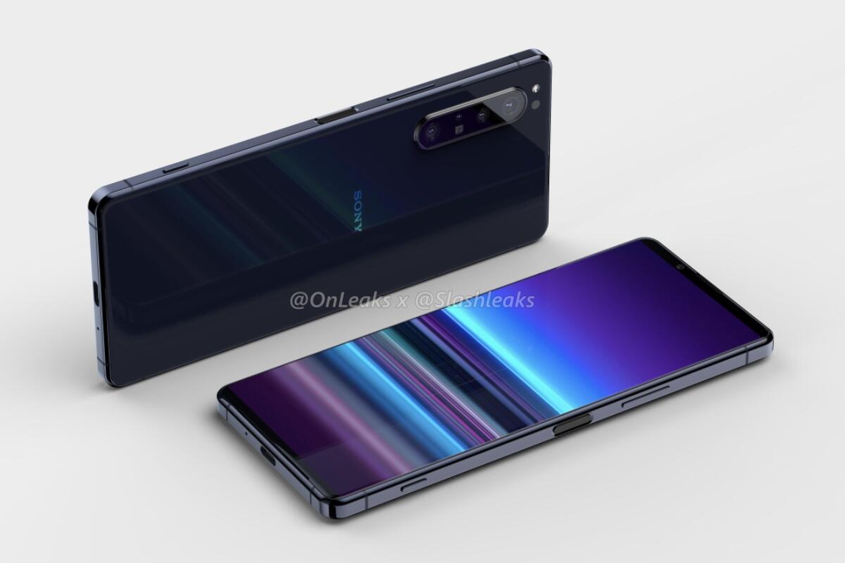 Sony Xperia: 5G kommt im ersten Halbjahr