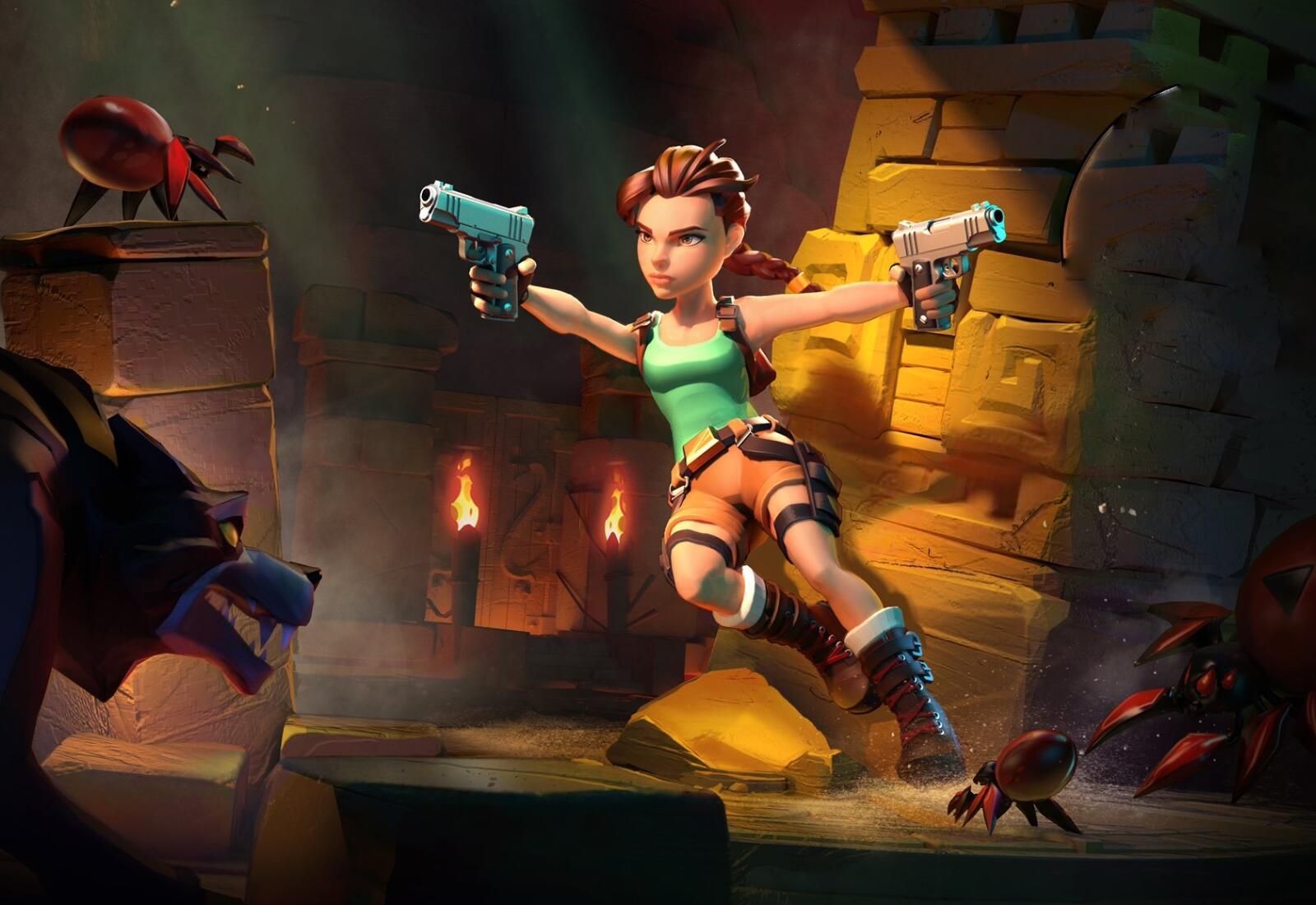 Tomb Raider Reloaded für Android und iOS kommt 2021